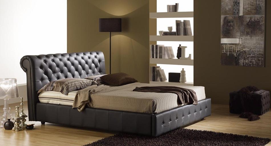 Camera da letto in vera pelle: perchè è la scelta vincente
